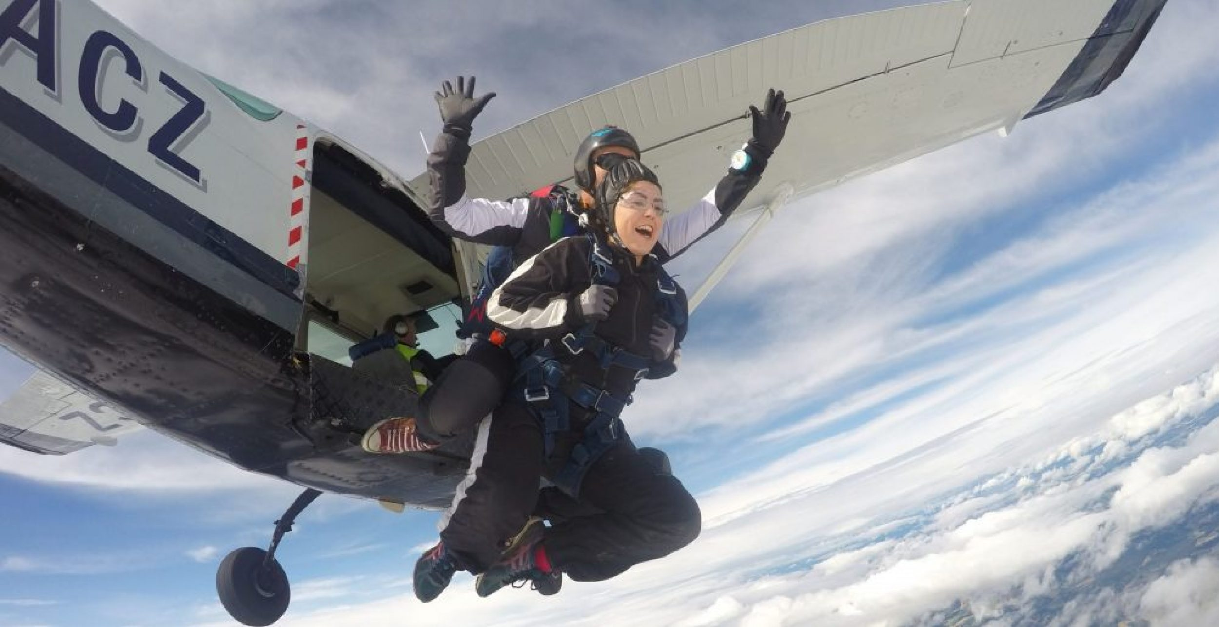 Skydive Viken – Nimbus Fallskjermklubb